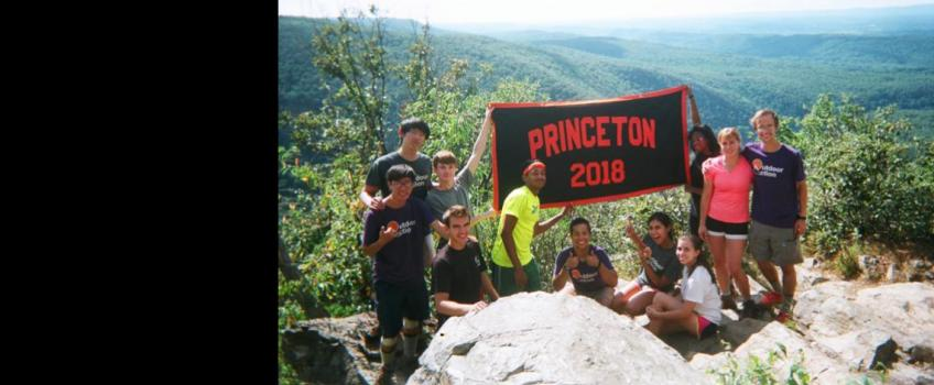 Frosh Trip Outdoor Adventure
