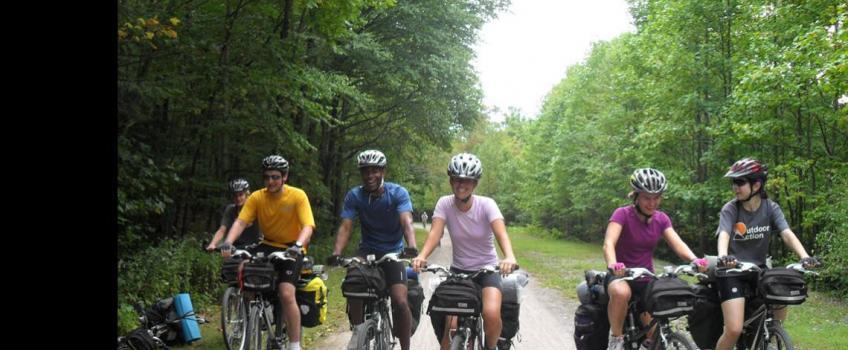 Biking with OA
